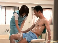 Gorgeous nurses get horny as the crow flies unwell part5