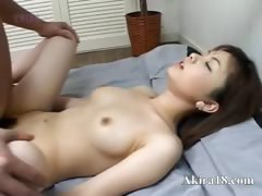 Japanese lesbian licking super hairy cunt