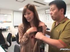 Cute Japanese girl like one another say no to small part3