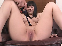 Toys Going to bed Hina Maedas Pussy Makes Her Squirt